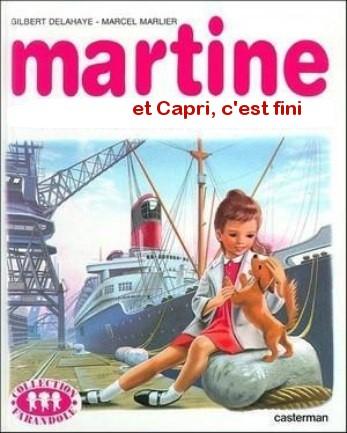 Martine En Folie ! - Page 2 Capri