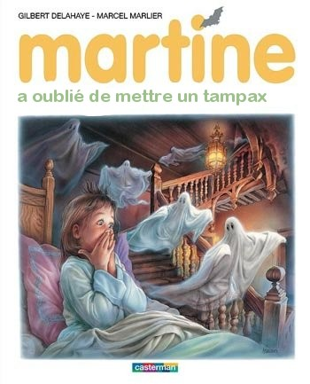 Martine En Folie ! - Page 2 Tampax